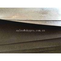 Quality Gasket Materials Cork Rubber Sheet Roll ROHS Durable Rubber Sealing Gaskets wholesale