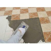 Quality Strongest Water Based Natural Stone Adhesive Flexible Epoxy Glue For Shower Floor wholesale
