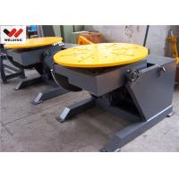 Quality Assistant Tilt/Turn Welding Positioners Which Can Be Supplied For Interfacing with Robot or Column and Boom wholesale
