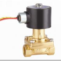 """Quality 2 Way Electric Solenoid Valve 1/4 ,  NC Water Steam Solenoid Valve 1/4"""" RSPS Series wholesale"""