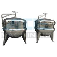 Quality Cooking Pot with Mixer Sugar Cooking Jacketed Kettle (ACE-JCG-9G) wholesale