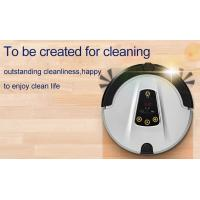 China App Control Intelligent Robot Vacuum Cleaner 120 - 150 Min Working Long Life Span on sale
