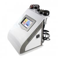 Cheap Vacuum RF Cavitation Slimming Machine For Body And Face Shaping for sale