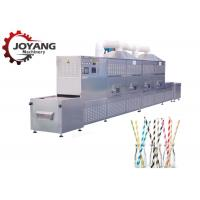 Buy cheap Paper Straw Industrial Microwave Machine / Paper Product Continuous Dryer from wholesalers