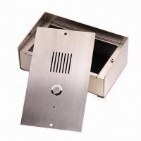 Quality GSM Door Phone/Intercom/Access Control with Vandal-resistant Design and Gate Automation Systems wholesale