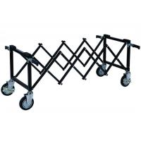 Buy cheap 4 Handles 2 Or 4 Brakes Coffin Funeral Trolley Stainless Steel from wholesalers