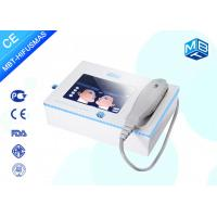 Quality Clinic High Frequency 8MHz HIFU High Intensity Focused Ultrasound For Face Lifting wholesale