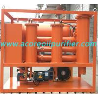 Buy cheap Turbine Oil Filtration Equipment with Varnish Removal System,Oil Dehydration Plant from wholesalers