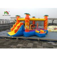 Buy cheap Outdoor Inflatable Jumping Jacks Jumping Castles , Kids Bouncy Castles for from wholesalers