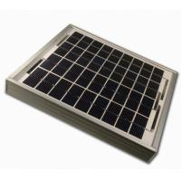 Quality 5W Mono Cell Solar Panel For Lighting , Solar Photovoltaic Modules Wind Resistance wholesale