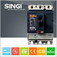Quality SINGI 160amp Moulded Case Circuit Breaker mccb for industrial , commercial wholesale