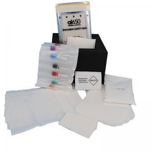 Quality UN Flow Cytometry HDPE Writable Pathology  Specimen Transport Bags wholesale