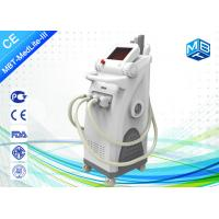Quality 3 in 1 Multifunctional IPL Beauty Machine / shr ssr elight ipl hair removal laser for acne treatment skin rejuvenation wholesale