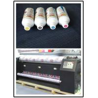 China Textile Printing System Flag Printing Machine Pigment Reactive Ink on sale