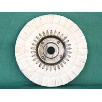 Quality open sisal polishing cotton wheel buff ,bias open sisal and cloth buff wholesale