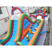 Quality Inflatable Playground with Giant Slide (CYFC-01) wholesale