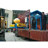 Cheap large Capacity Plastic Stretch Film Blow Molding Equipment / Machine With CE ISO for sale