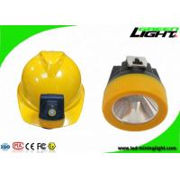 Buy cheap Underground Safety Coal Mining Lights IP68 3.8Ah Rechargeable Li - Ion Battery from wholesalers