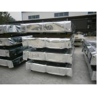 China Minimized Spangle, Zinc Coating Hot Dipped Galvanized Steel Sheet on sale