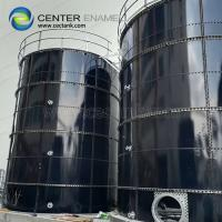 China Glass - Fused - To - Steel Commercial Industrial Water Tanks Corrosion Resistance on sale