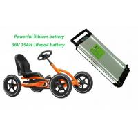 36V 15AH Long Cycle Life LiFePO4 Power Battery for Kid Electric Bike