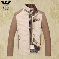 Buy cheap Newly hotest Men's winter thickening male designer cotton down jackets fashion from wholesalers