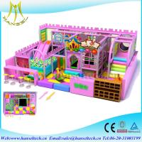 Quality Hansel good sell soft playground indoor play structure or outdoor wholesale