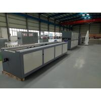Buy cheap 300mm PVC Profile Extrusion Line With Conical Double Screw Extruder from wholesalers