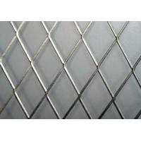Quality Galvanized Expanded Metal Mesh, SWD4mm*LWD: 8mm diamond shape, Thickness: 0.5mm wholesale