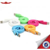 China New 10 Colors 1.0M USB 2.0 Micro USB Data Cable Fo Samsung With Retail Package on sale