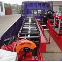 Quality Rectangular Rainspout Roll Forming Equipment for Rainwater Downpipe wholesale