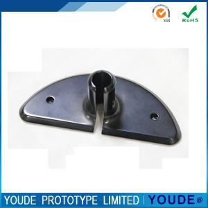 Quality Quick Turn Rapid Prototyping Manufacturing Aluminum Part Anodizing Black wholesale