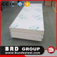 Quality factory price PU polyurethane sandwich panel wholesale