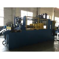 Cheap Large Transformer Manufacturing Machinery , Corrugated Band Fomer For Transformer Oil Tank Walls for sale