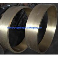 Quality forged and rolled copper rings wholesale