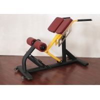 Quality Customizable Ab Exercise Chair Plate Loaded 50kg Weight Soft Cushion wholesale
