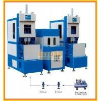 China Semi-Automatic Bottle Blowing Machine on sale
