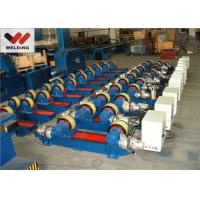 Quality Longitudinal Seam Pipe Welding Rotator Vessel Production Bolt HGK80 With Remote Control Box wholesale
