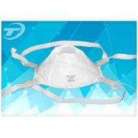 Quality Adjustable Band Disposable Face Mask FFP3 Respirator Masks With Valve wholesale
