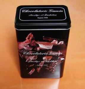 Quality Tin Chocolate Box,Chocolate Tin Box wholesale