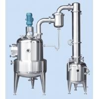 Quality SUS304 / 316L Dairy Processing Vacumm Decompressing Concentractor Compact Structure wholesale