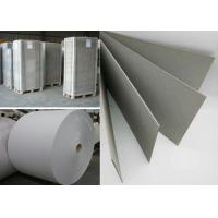 Cheap Recycled Material Hard Stiff 1000gsm Grey Paper board in Sheet or Reel for sale