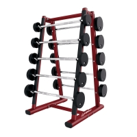 Quality Sport Barbell Weight Rack Falling Prevent Stable Standing Muscle Training wholesale