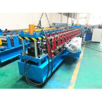 Quality 1.5mm To 2.5mm L Profile Garage Door Track Roll Forming Machine wholesale