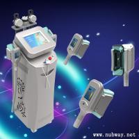 Quality 5 handles cryolipolysis body slimming beauty equipment for clinic in advance wholesale