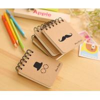 China High Quality Recycled Notepad,Die Cut Notebook,Spiral Notebook With Pen on sale