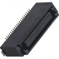 Quality Male E Type LCP 40 Pin Header Connector 0.8mm Pitch Board To Board wholesale
