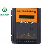 Quality PWM Wind Solar Hybrid Controller Auto Detect Voltage 100W - 800W For Streetlight wholesale