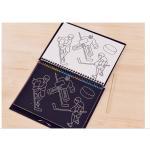 China Scratch art book ,activity scratch book ,Activity sketch book ,Sketch drawing book for sale