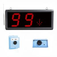 China Construction Floor Staff press Emergency Call Button to get service from Material Hoist Operator on sale